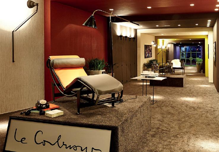 Galeria Le Corbusier - Gowhere Luxo