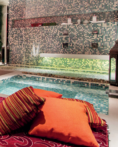 Sala de Banho e Banheiro Público - Go'Where Luxo