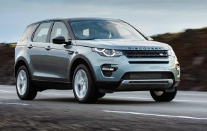 Land Rover/Discovery Sport
