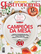 Capa Go'Where Gastronomia 92