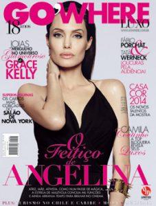 Go'Where Angelina Jolie
