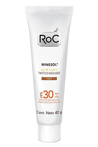 Minesol Actif Unify Tinted Mousse FPS 30