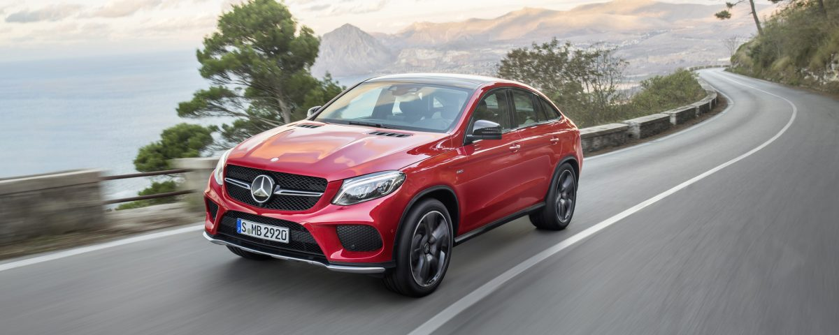 Mercedes-Benz GLE 400 4MATIC Coupé a