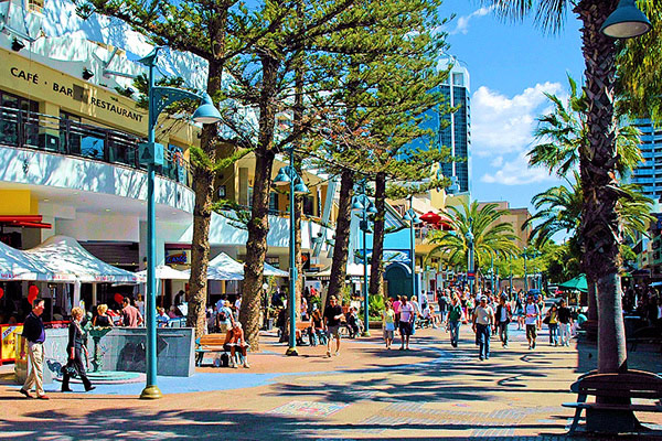 GoldCoast_SurfersParadise_CavillAvenue