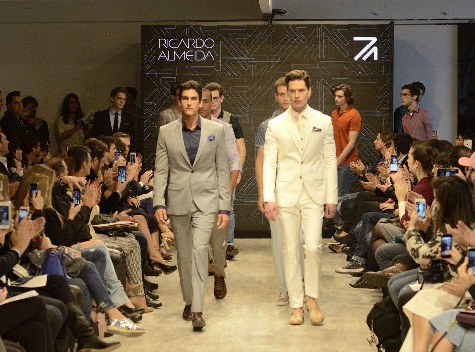 a8875be83 Ricardo Almeida lança coleção em nova fábrica